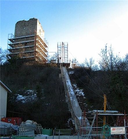 Restauro e recupero funzionale Torre di Rossenella