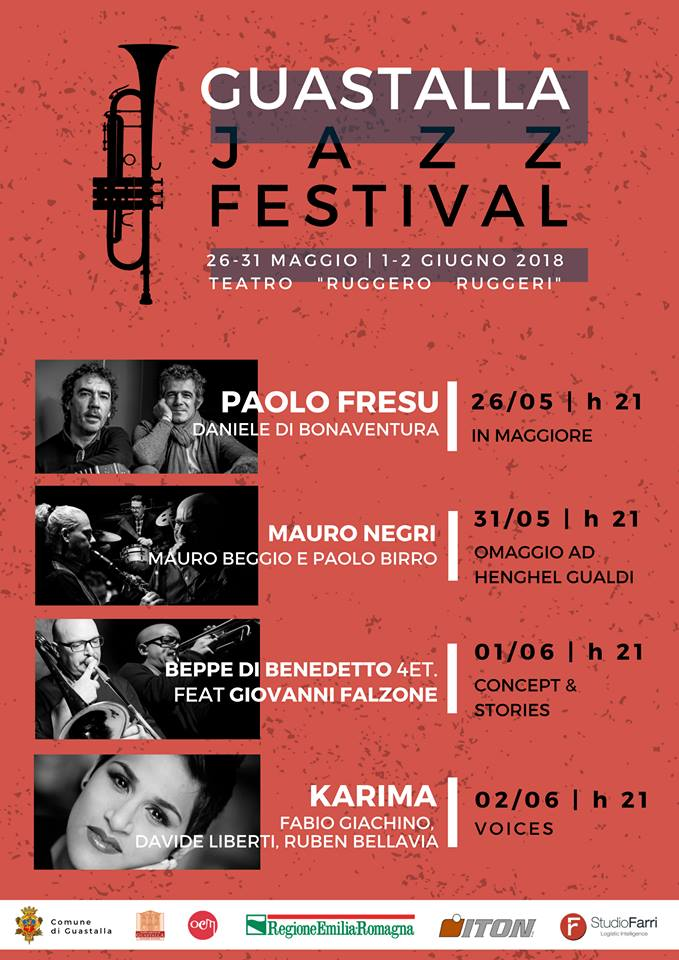 Guastalla Jazz Festival 2018