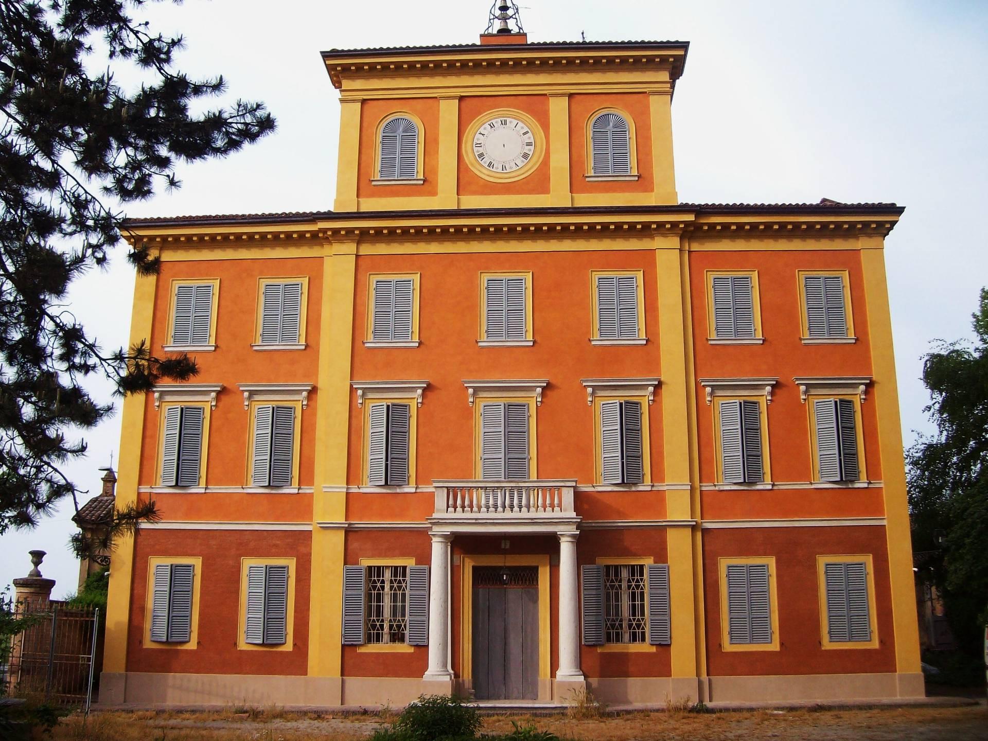 Restauro e consolidamento di una villa padronale in provincia di Modena - ITON SRL