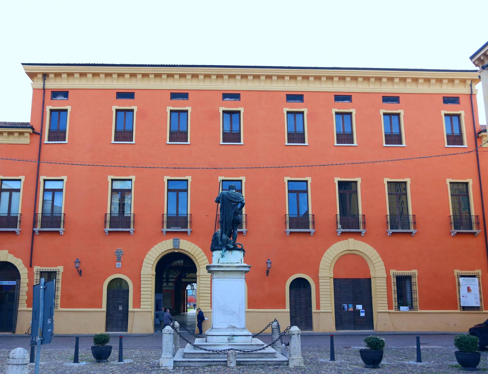 Restauro e consolidamento del Palazzo Ducale di Guastalla (RE).