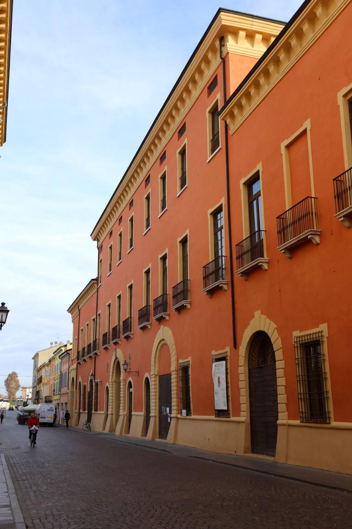 Palazzo Ducale di Guastalla (RE) - ITON SRL