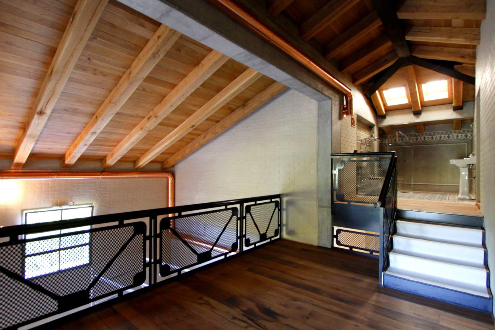 Particolare di interno di una nuova abitazione ad uso abitativo - ITON SRL