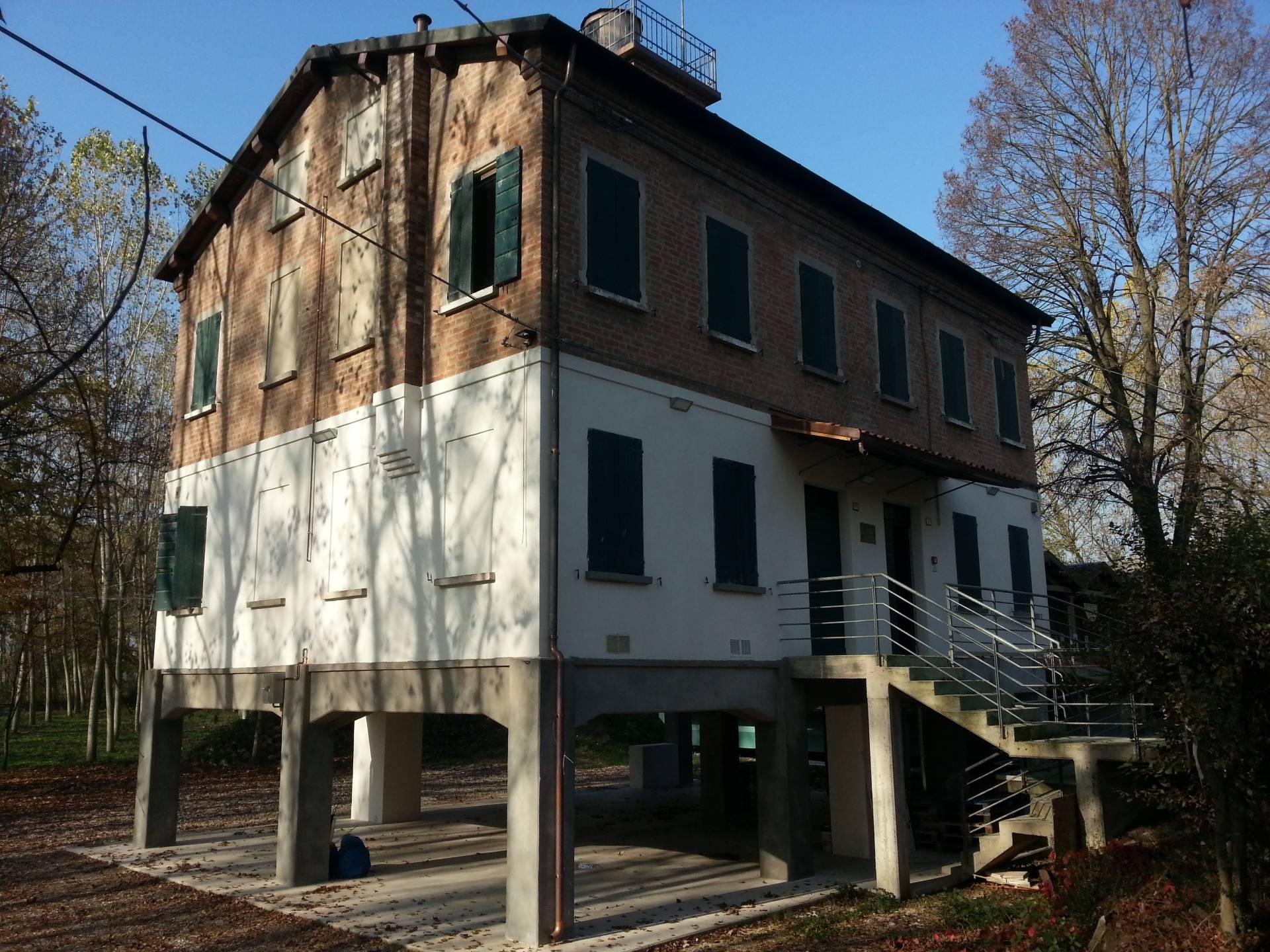 Ricostruzione Ostello della gioventù, comune di Guastalla (RE) - ITON SRL