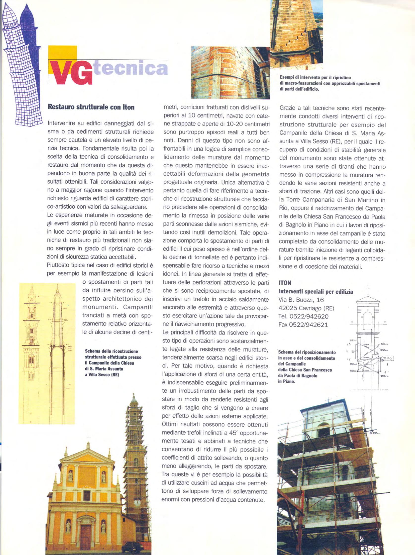 VG tecnica - ITON SRL