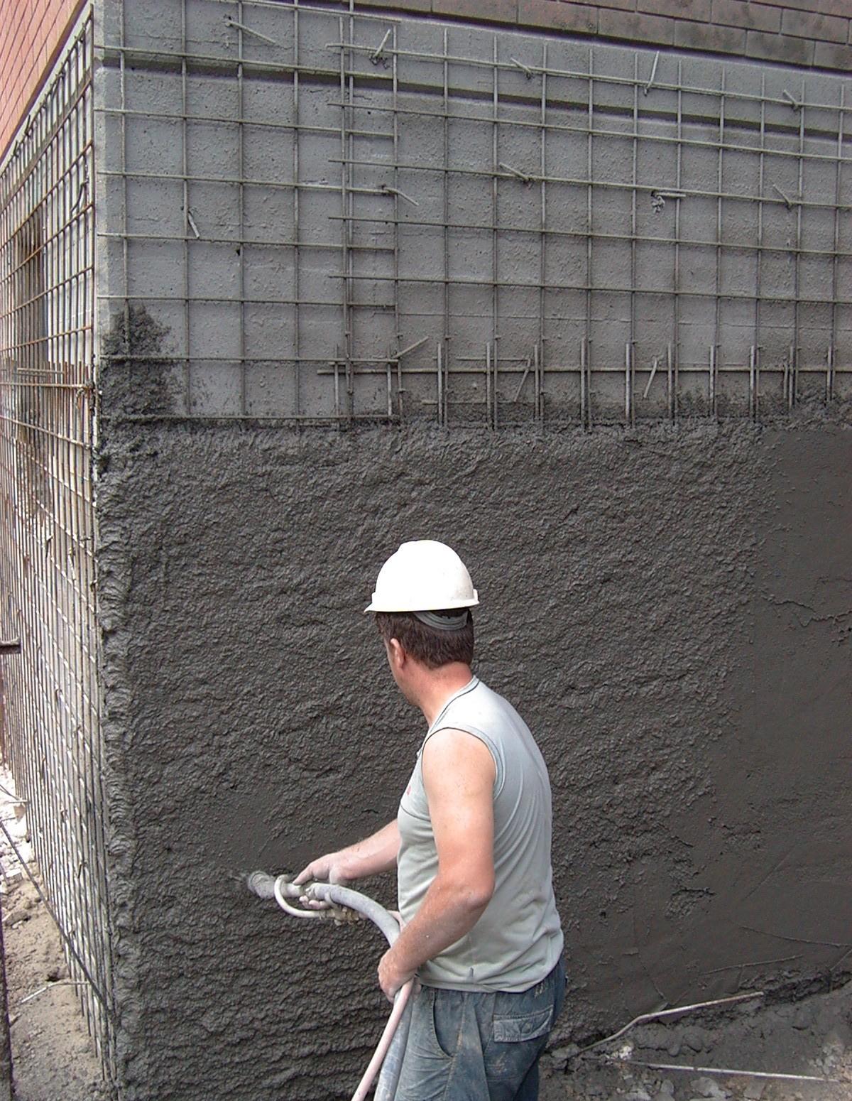 Rinforzo di pareti in cemento - ITON SRL