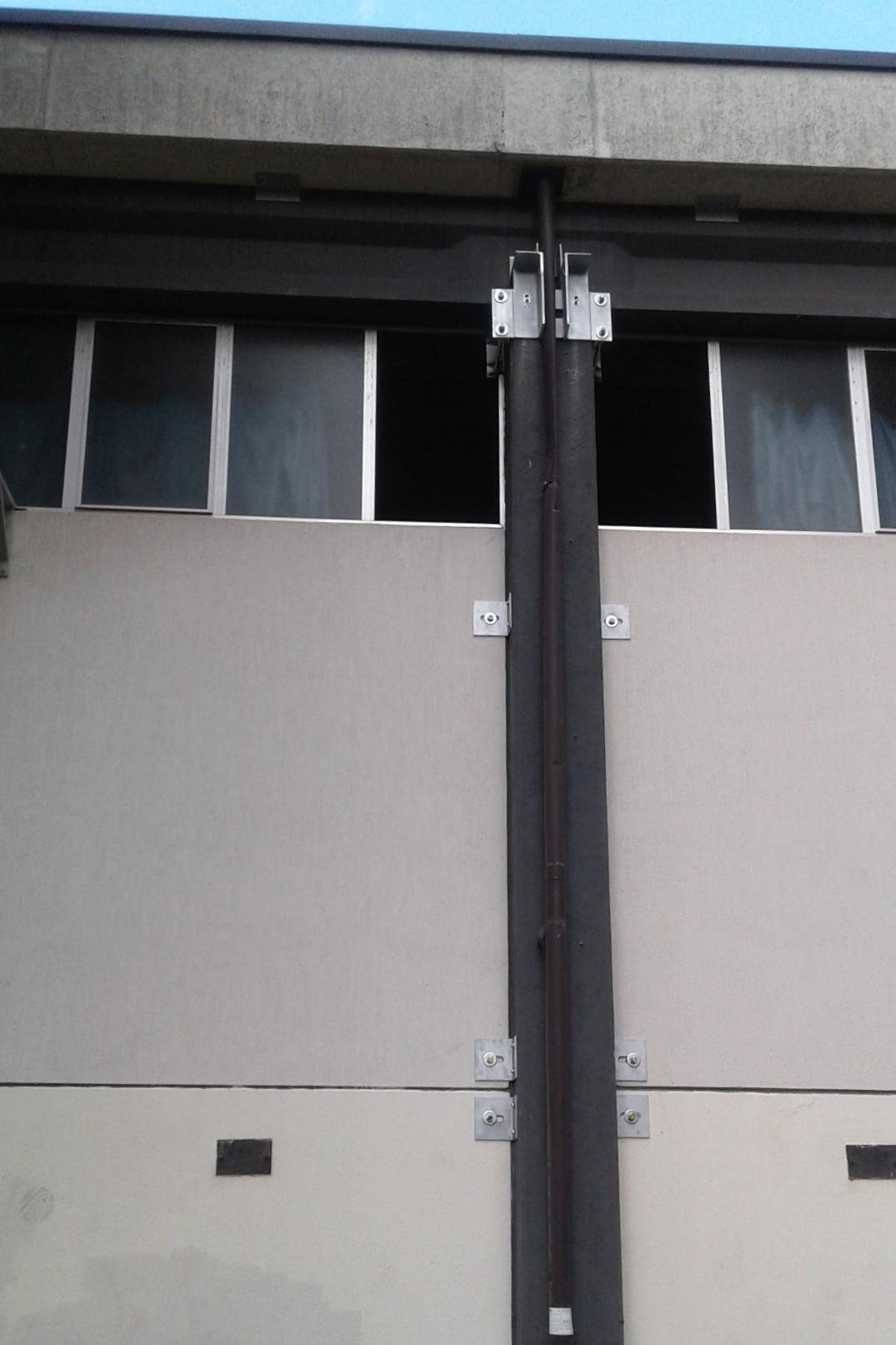 Vincolo trave pilastro corrispondente ad una finestratura - ITON SRL